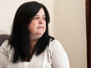 Debbie McCann agora tem sotaque italiano sem conhecer o idioma (Foto: Caters)