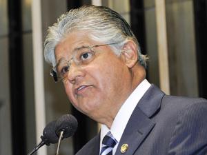 Clésio Andrade (PR-MG), um dos sete senadores da bancada (Foto: Moreira Mariz/Agência Senado)