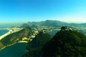 Reprodução de imagem do Rio de Janeiro (Foto: Reprodução)