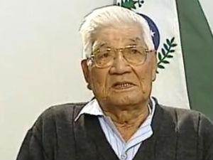 Ex-prefeito de Uraí morreu nesta quinta (29) (Foto: Reprodução RPC TV)
