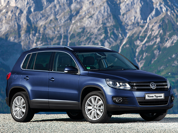 auto esporte volkswagen lan a tiguan 2012 a partir de r 110 mil. Black Bedroom Furniture Sets. Home Design Ideas