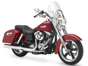 Harley-Davidson Dyna Switch Back (Foto: Divulgação)