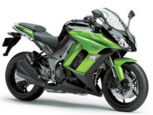 Kawasaki Ninja 1000 (Foto: Divulgação)