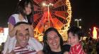 Após 1º festival da vida, crianças planejam 2013 (Tahiane Stochero/G1)