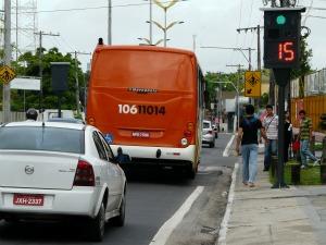 Radares voltam a funcionar em Manaus (Foto: Carlos Eduardo Matos)