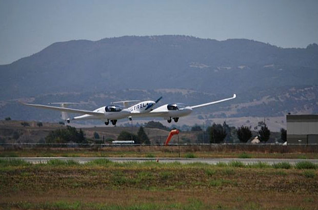 Avião elétrico Pipistrel (Foto: Divulgação)
