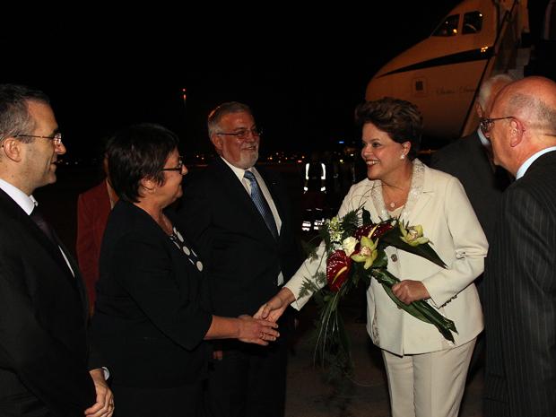 Na Bulgária, Dilma deverá visitar, na quinta (6), a cidade de Gabrovo, onde nasceu seu pai, Pedro Rousseff (Foto: Roberto Stuckert Filho/PR)