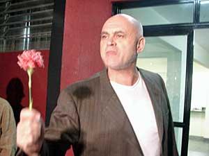 Oscar Maroni, em imagem de arquivo de julho de 2009. (Foto: Marcelo Mora / Arquivo / G1)
