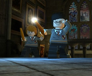 Novo 'Lego Harry Potter' é um dos games inéditos que estarão em evento (Foto: Divulgação)