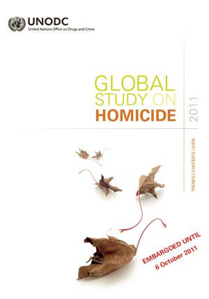 Capa do estudo divulgado pelo órgão da ONU (Foto: Reprodução)