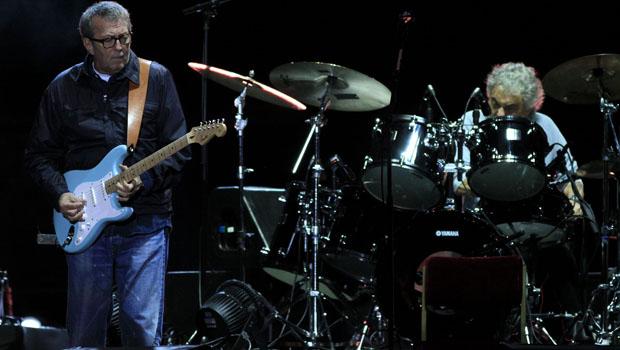 Eric Clapton se apresenta em Porto Alegre (Foto: Wesley Santos/Agência Estado)