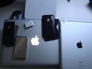 Internautas homenageiam Steve Jobs (Foto: João Manoel Lima de Almeida/VC no G1)