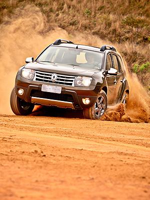 Renault Duster tem duas opções de motor, 1.6 16V e 2.0 16V - ambos flex (Foto: Divulgação)