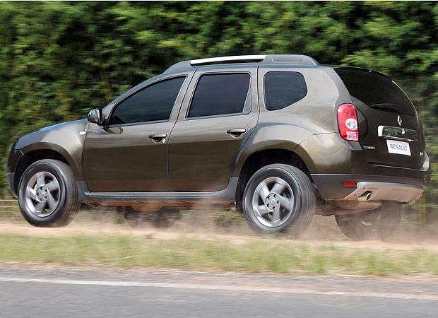 Renault quer vender 2.500 unidades do Duster por mês (Foto: Divulgação)