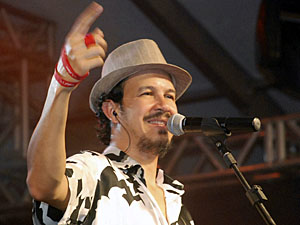 Siba, músico (ex-Mestre Ambrósio) (Foto: Divulgação/Prefeitura do Recife)