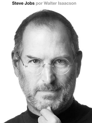 Capa da biografia de Steve Jobs (Foto: Divulgação)
