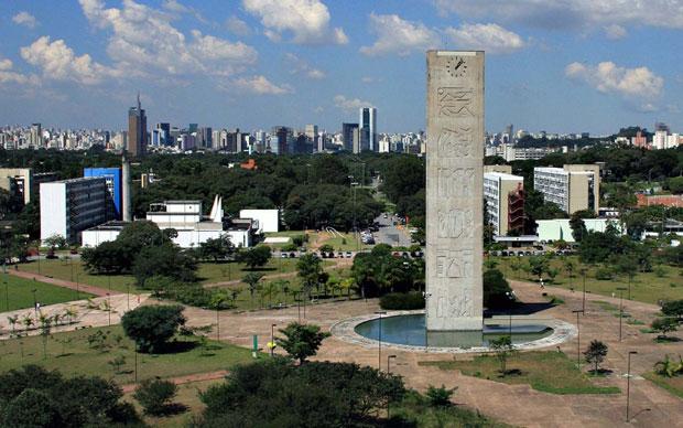 USP aparece em 178º lugar no ranking internacional do Times Higher Education (Foto: Divulgação/USP)