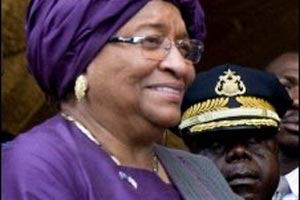 Ellen Johnson Sirleaf (Foto: AFP)