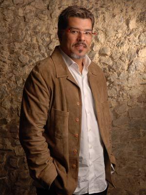 Ator maurício Mattar (Foto: Renato Rocha Miranda/TV Globo)