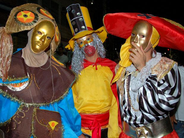 carnaval maragogipe (Foto: Divulgação/Sec. Turismo)