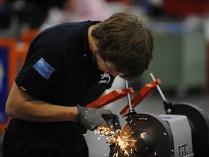 Finlândia dá especialização para estudantes de ensino técnico (Foto: Divulgação/World Skills)
