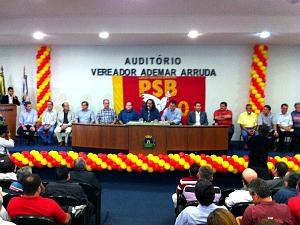 Ciro Gomes defendeu candidatura própria à Prefeitura de Fortaleza. (Foto: André Teixeira/G1)