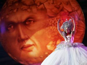 Espetáculo Ensaio Sobre a Beleza (Foto: Divulgação)
