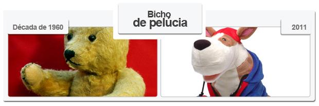 Pelúcia- evolução dos brinquedos no Dia das Crianças (Foto: Editoria de Arte/G1)