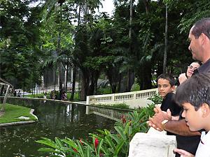 Parque Arruda Câmara, em João Pessoa, estará aberto (Foto: Divulgação/PMJP)