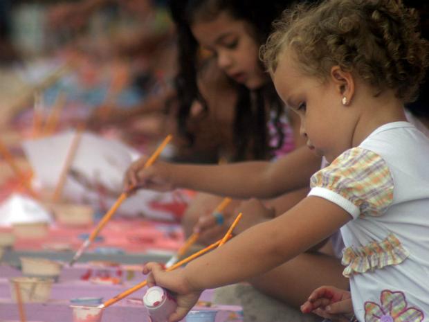 Centro Dragão do Mar preparou uma programação especial para as crianças em Fortaleza (Foto: Centro Dragão do Mar de Arte e Cultura/Divulgação)