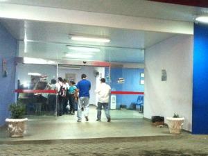 Fachada da Delegacia Especializada em Homicídios e Sequestros (Foto: Tiago Melo/ G1 AM)