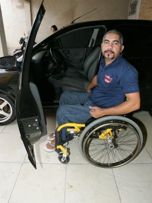 Deficientes terão isenção já em 2012, diz Governo. (Foto: Kid Júnior/Agência Diário)
