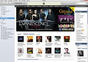 iTunes 10.5 (Foto: Reprodução)