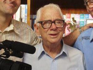 O humorista José Vasconcellos (Foto: Arquivo pessoa/Rick Régis)