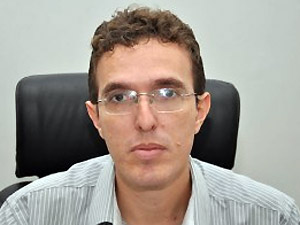 Secretário de Saúde da Paraíba, Waldson de Souza (Foto: Divulgação/Secom-PB)