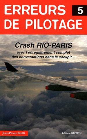 Capa do livro 'Erreurs de Pilotage - tome 5' (Foto: Divulgação)