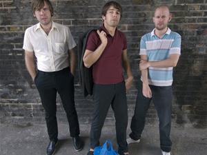 A banda Peter Bjorn and John (Foto: Divulgação)