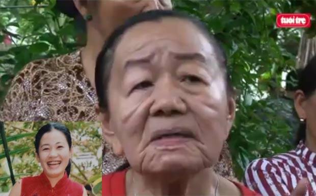 Nguyen Thi Phuong tem 26 anos, mas a aparência de uma mulher de 70 anos.  (Foto: Reprodução)