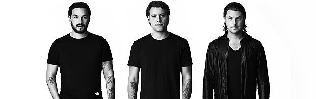 O Swedish House Mafia é a 2ª principal atração do festival, segundo os organizadores (Foto: Divulgação)