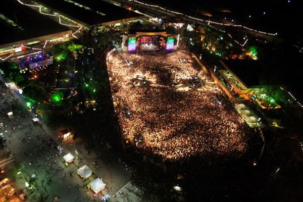 Ingressos para o Festival de Verão 2012 já estão à venda (Foto: Edgar Souza)
