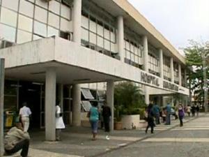 Hospital Fundão (Foto: Reprodução/TV Globo)
