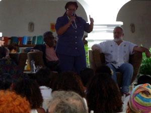 Primeira juíza negra do Brasil (Foto: Ingrid Machado/ G1 BA)