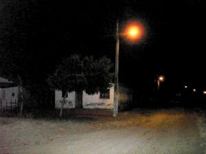 Juiz de Ibaretama entende que a iluminação da cidade é precária (Foto: Agência Diário)