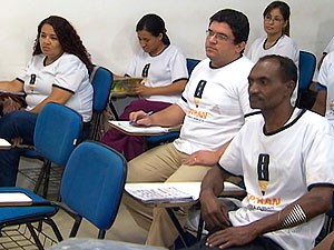Escola Pública de Trânsito da Bahia (Foto: Reprodução/TV Bahia)