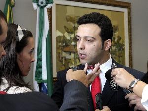 Deputado era o segundo suplente da coligação estabelecida pela PSDB em 2010 (Foto: Divulgação/ Alep)