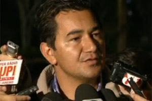 O policial militar João Dias, que denunciou suposto esquema de fraude no Ministério do Esporte (Foto: Reprodução / TV Globo)