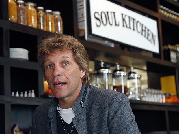 Bon Jovi (Foto: AP)