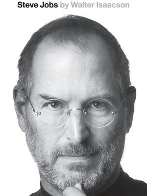 "A biografia ""Steve Jobs"", de Walter Isaacson (Foto: Divulgação)"