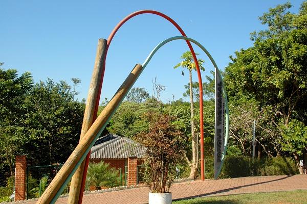 Parque Liberdade foi criado em 1997 e ocupa uma área de 10.115m². (Foto: Divulgação/Amma)