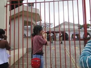 estudante perde prova - Enem (Foto: Tatiana Dourado/G1BA)